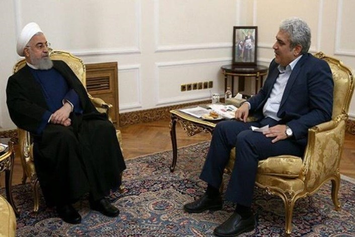 ستاری و رئیس جمهور