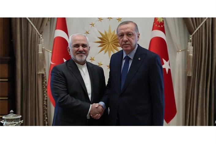 ظریف اردوغان
