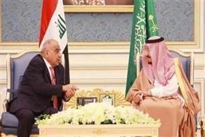 توسعه روابط در دستورکار عراق و عربستان