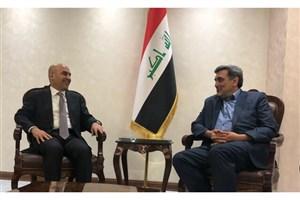 شهرداری تهران  آمادگی خود را برای مرمت آثار تاریخی بغداد اعلام کرد