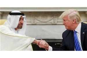 ترامپ با ولیعهد ابوظبی درباره تحریمهای ایران رایزنی کرد