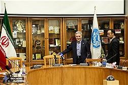 نشست خبری تشریح برنامه ها و اهداف هیئت ویژه گزارش ملی سیلاب ها