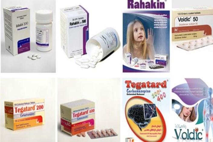 داروی پیوسته رهش