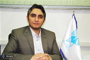 رئیس جدید دانشکده علوم پایه دانشگاه آزاد اسلامی واحد رشت معرفی شد