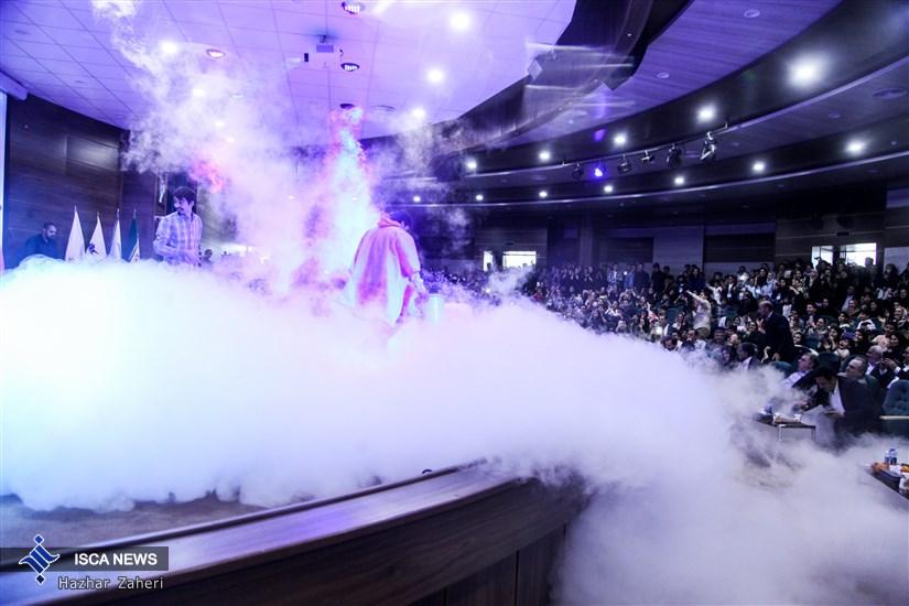 اختتامیه جشنواره بین المللی پروژههای دانش آموزی سینا