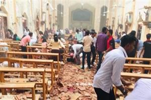 افزایش شمار قربانیان انفجارهای سریلانکا