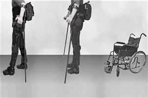 ربات درمانگر، بیماران فلج را سرپا می کند