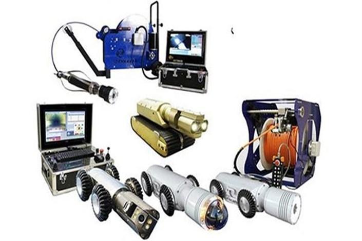 ربات کنترل و پایش تاسیسات زیرسطحی شبکه برق