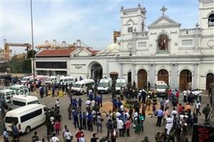 13 نفر در ارتباط با حملات تروریستی سریلانکا بازداشت شدند