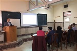 نخستین دانشجوی دکتری برق دانشگاه آزاد اسلامی شبستر فارغالتحصیل شد