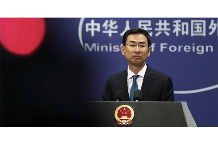 «گنگ شوانگ» سخنگوی وزارت خارجه چین
