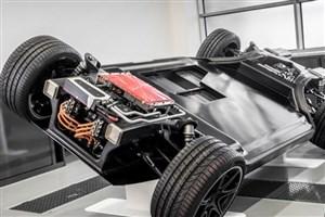 اولین نمونه رونده پلتفرم خودروی ملی ساخته می شود