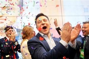 مسکو از نتایج انتخابات ریاست جمهوری اوکراین استقبال کرد