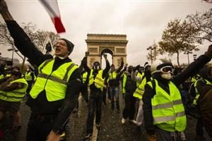 شروع تحقیقات دادگاه فرانسه درمورد شعار جلیقه زردها