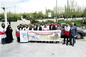 تداوم ارسال کمکهای نقدی و غیرنقدی واحدهای دانشگاه آزاد اسلامی به مناطق سیلزده