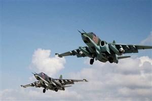 روسیه به مواضع جبهه النصره حمله کرد
