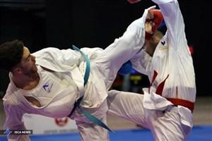 ایران رتبه نخست لیگ جهانی کاراته شانگهای چین را کسب کرد