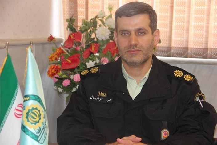 سرهنگ حسن مفخمی شهرستانی