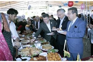 جشنواره غذای ملل برگزار شد