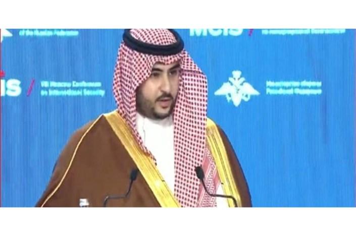 پسر شاه سعودی