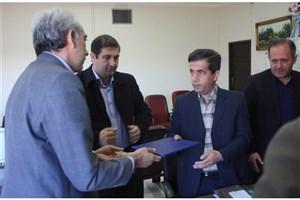 مدیر اجرایی دانشگاه آزاد اسلامی مرکز هوراند معرفی شد