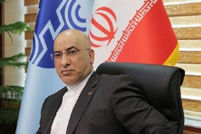 مدیرعامل شرکت مخابرات ایران صدری