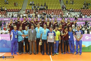 برگزاری دومین مرحله اردوی انتخابی تیم ملی والیبال دانشجویان