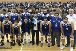اعزام تیم بسکتبال دانشگاه تهران به چین
