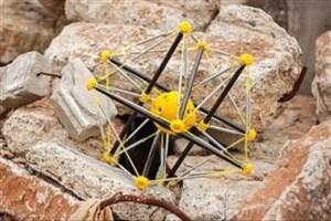 ساخت ربات اسفنجی با قابلیت سقوط از ارتفاع