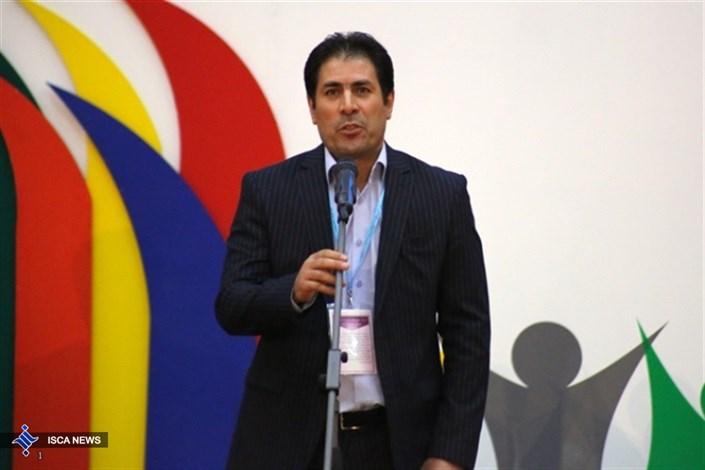 علی حیبی الهی تربیت بدنی دانشگاه تهران