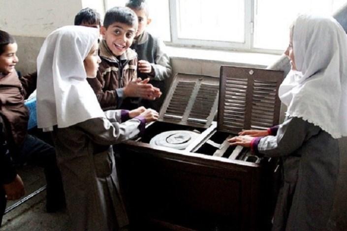 تجهیزات گرمایشی کلاس های  درس