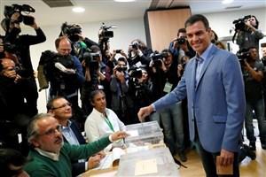 سوسیالیست ها در انتخابات اسپانیا پیروز شدند