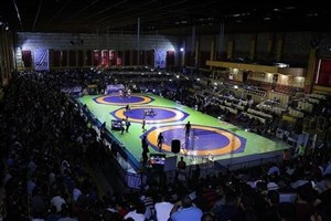 IAU Students Bag Medals At Asian Wrestling Event