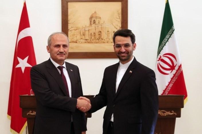 ایران و ترکیه وزیر ارنباطات