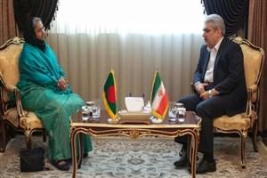 بنگلادش آماده توسعه همکاریهای علمی و فناورانه با ایران است