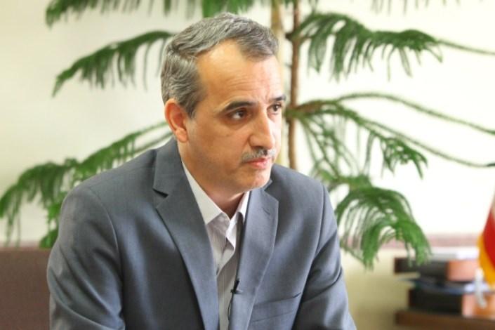 جابر نشاطی، رئیس پردیس انرژی و محیط زیست پژوهشگاه