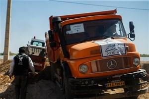 سم زدایی و پاکسازی روستای آلبوعید نبی همچنان ادامه دارد