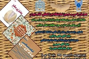 رونمایی از 3 کتاب حوزه مطالعات انقلاب اسلامی در غرفه دانشگاه آزاد