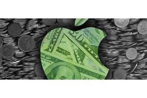 ارزش بازار اپل به  یک تریلیون دلار رسید