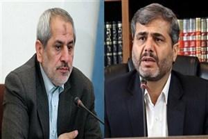 مراسم تودیع و معارفه دادستان جدید تهران برگزار شد