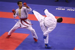 IAU Karatekas Runner-Up in Iran Karate Super League