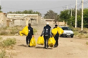 کار پاکسازی روستای آلبوعید نبی یک، پایان یافت/اعزام تیم پزشکی به روستای شاکریه