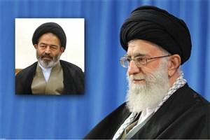 نماینده ولیفقیه در امور حج و زیارت و سرپرست حجاج ایرانی منصوب شد