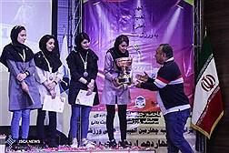 اختتامیه المپیاد ورزشی دانشگاه آزاد اسلامی