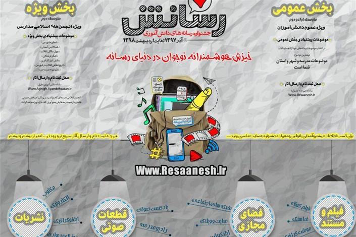 جشنواره ملی  رسانش