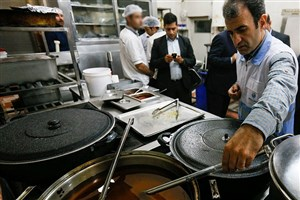 برخورد با غذافروشی های سیار کنار خیابان/افزایش تیم های بهداشت محیط در ماه مبارک رمضان