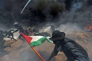 آزادی قدس و یاری مردم غزه  ادامه راه سردار سلیمانی است/ایجاد فتنه در کشورهای اسلامی برای فراموشی غزه