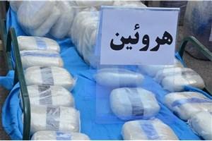 زن و شوهر  قاچاقچی با ۳۷ کیلوگرم هروئین دستگیر شدند