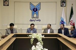 مرکز تحقیقات آب دانشگاه آزاد اسلامی اردبیل آغاز بکار کرد