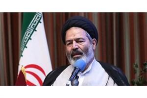 تبریک حجتالاسلام رستمی به نماینده مقام معظم رهبری در امور حج و زیارت